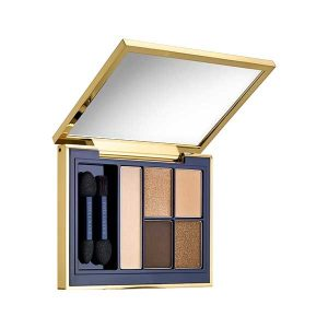 Estee Lauder Pure Color Envy Sculpting EyeShadow 5-Color Palette Defiant Nude